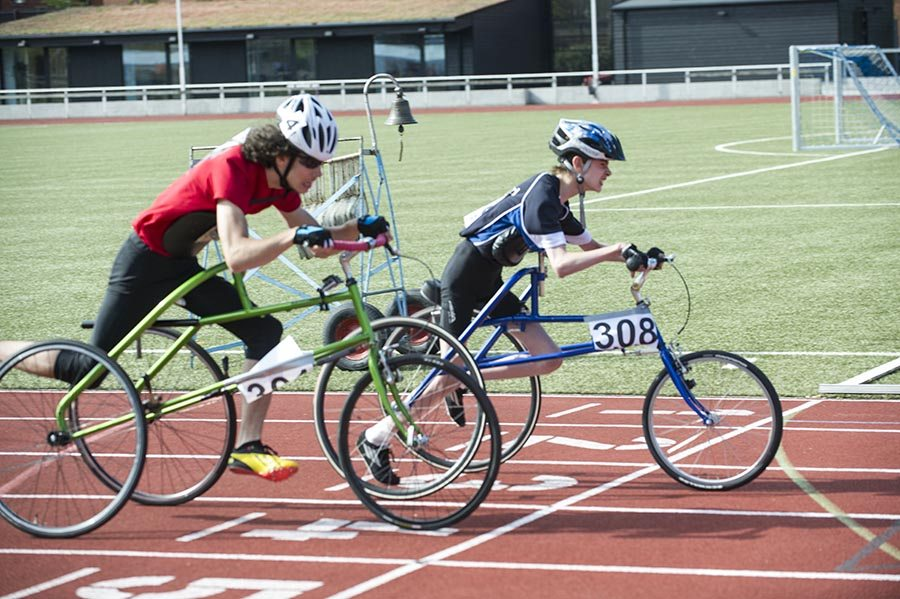 18th International RaceRunners Sport Camp & Cup In Fredericksburg, Denmark, July 6 13, 2014.